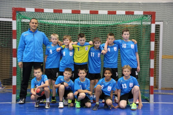 ÖMS mU11 - Edelweiß-Mannschaft